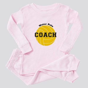 Water Polo Coach Baby Pajamas