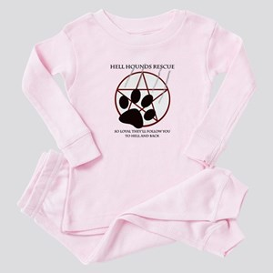 Hell Hounds Rescue wt Baby Pajamas