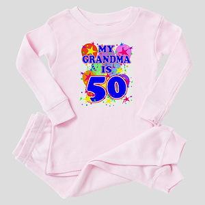 GRANDMA 50 Baby Pajamas