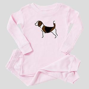 Beagle Baby Pajamas