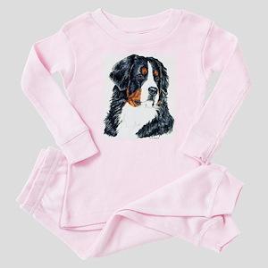 Bernese Mountain Dog Baby Pajamas