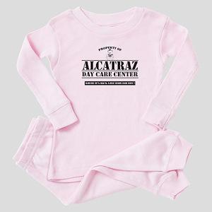 ALCATRAZ DAYCARE Baby Pajamas