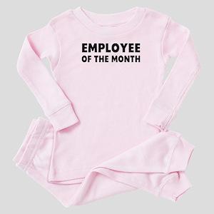 Employee Month Baby Pink Pajamas