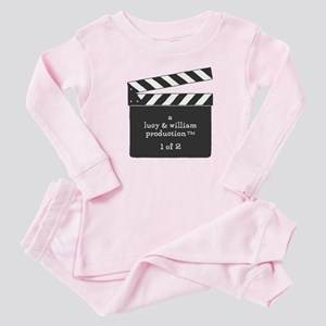 A Mom and Dad Production Baby Pajamas