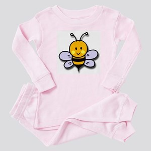 Cute Bee Baby Pajamas