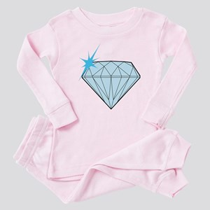Diamond Baby Pajamas
