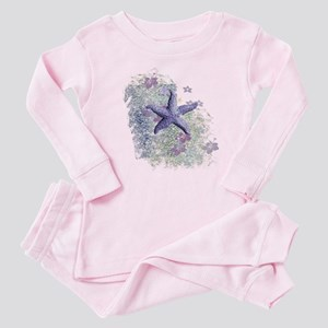 Passion Starfish Baby Pajamas