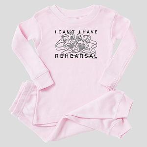 I Can't I Have Rehearsal w LG Drama Masks Infant B