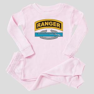 CIB with Ranger Tab Baby Pajamas