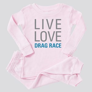 Drag Race Baby Pajamas