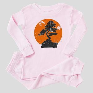 bonsai-tree-image Baby Pajamas