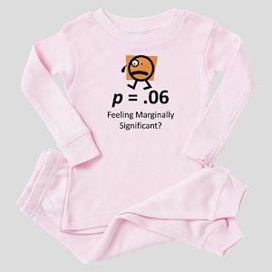 Feeling Marginally Significant? Baby Pajamas