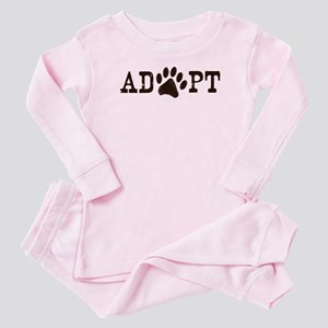 Adopt an Animal Baby Pajamas