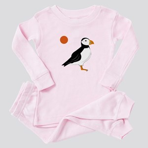 Puffin Bird Baby Pajamas