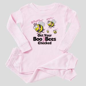 Boo Bees Baby Pajamas