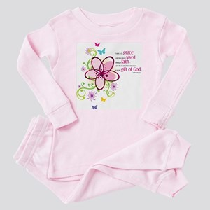 For it is by Grace you have been Saved Baby Pajama