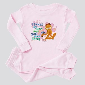 Friends Are There Baby Pajamas
