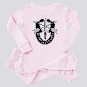 Special Forces Baby Pajamas