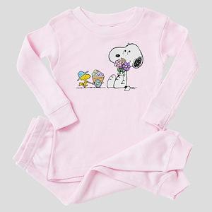 Spring Treats Baby Pajamas