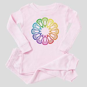 Lacrosse Spectrum Baby Pajamas