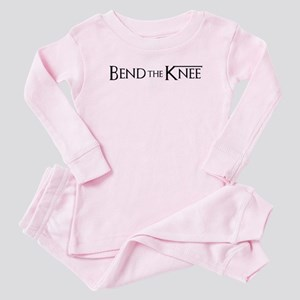 Game Of Thrones - Bend The Knee Baby Pajamas