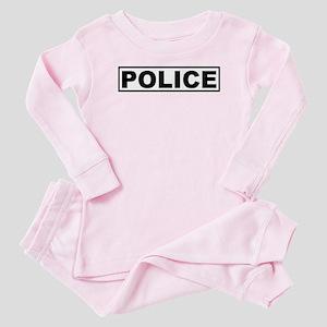Police Baby Pajamas
