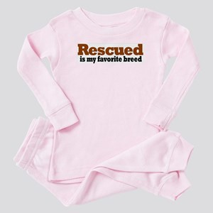 Rescued Breed Baby Pajamas