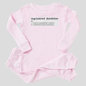 Registered Dietitian Baby Pajamas