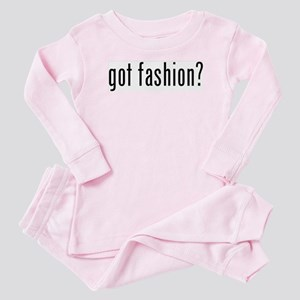 got fashion? Baby Pajamas