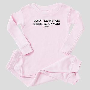 NCIS: Gibbs Slap Baby Pajamas