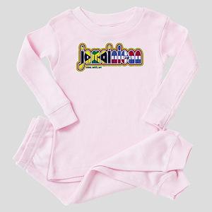 JamaiNican Baby Pajamas