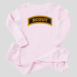 Scout Tab Baby Pajamas