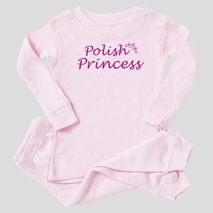 Polish Princess Baby Pajamas