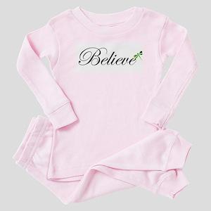K-DBelieve2 Baby Pajamas