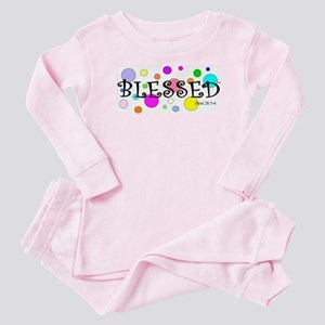 Blessed Baby Pajamas