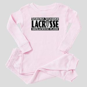 Lacrosse 100 Percent Baby Pajamas