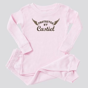 SUPERNATURAL Protected Castiel br Baby Pajamas