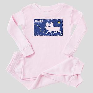 Alaska Baby Pajamas