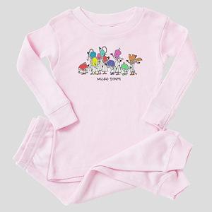 Micro Staph Baby Pajamas