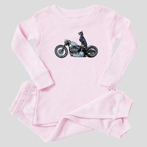 Dobercycle Baby Pajamas
