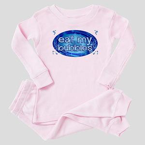 Bubbles Baby Pajamas