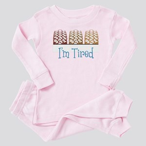 I'm Tired Baby Pajamas