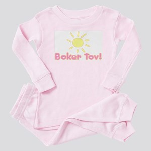 Boker Tov Baby Pajamas