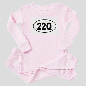 22Q Baby Pajamas
