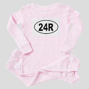 24R Baby Pajamas