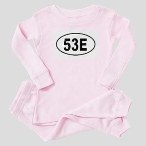 53E Baby Pajamas