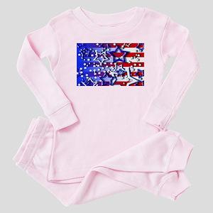 STARS & STRIPES Infant Bodysuit