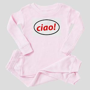 Ciao Italian Baby Pajamas