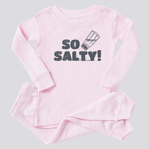 So Salty Baby Pink Pajamas