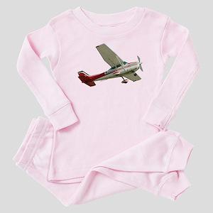Solo Flight Baby Pajamas